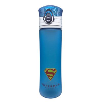 Спортивная бутылка Superman, 450 мл, Blue