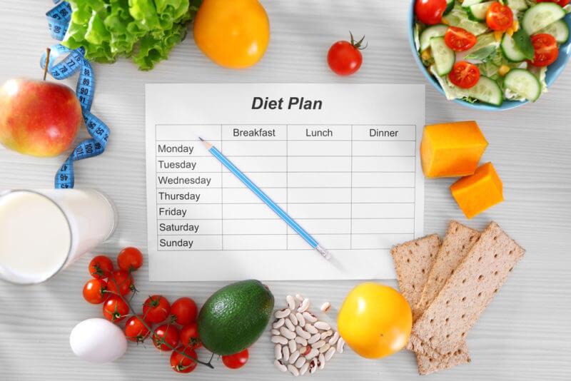 Миф №5. Только диета поможет убрать жир.
