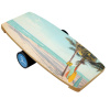Баланс борд Serfing (Balance Board Training System) с прорезиненным роллером