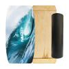Баланс борд Big Wave (Balance Board Training System) с прорезиненным роллером