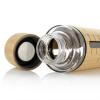 Стеклянная бутылка с бамбуковым покрытием InGwest 600 мл. Лимитированная серия.