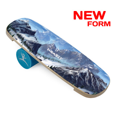 Баланс борд Fantasy mountain (Balance Board Training System) с роллером