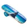 Баланс борд Shark fin (Balance Board Training System) с роллером